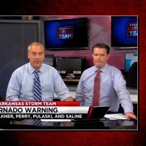 KARK, KLRT Newsroom Earns Murrow Awards for Tornado Coverage