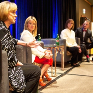 Women Share Stories, Strategies About Leading, Growing Ranks in Business