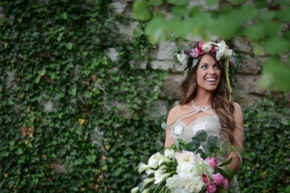Garden Glam Styled Shoot from Courtney Glaser Photography