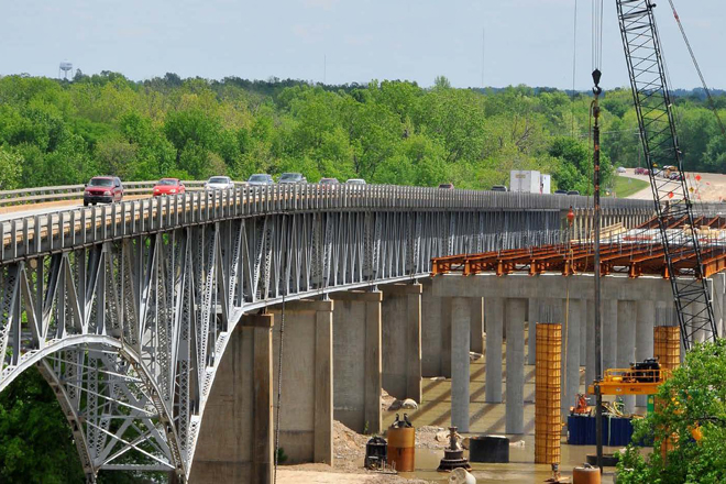 Arkansas Dedicates New US 63 Bridge Thursday at Black Rock