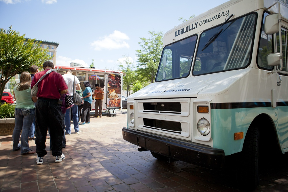 Food Truck Fridays, Loblolly