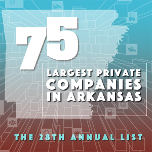 Big Companies, Big Revenue: 75 Largest Private Companies in Arkansas Bring In $32.8B