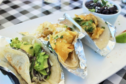 The Dish: Breakfast Tacos from The Fold