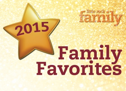 Going for Gold: Little Rock Family's 2015 Family Favorites Awards