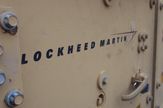 Governor Signs Bill for $87M Lockheed Martin Incentive
