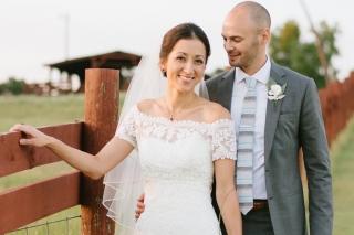 Real Arkansas Wedding: Jenni Gudahl & Kevin Schmidt in Perryville