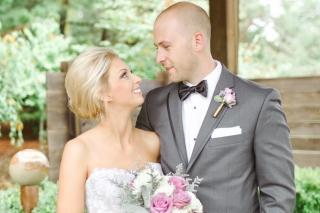 Real Fayetteville Wedding: Kylee Petersen of Jonesboro and Landon Fisher of Omaha
