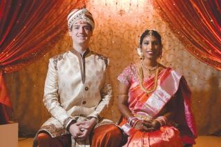 Real Arkansas Wedding: Raksha Soora of Little Rock & Brad Petkovich of Mountain Home