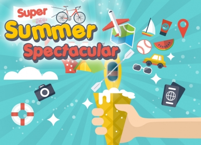 Super Summer Spectacular: Swimming Holes, Family Festivals, Ice Cream and More