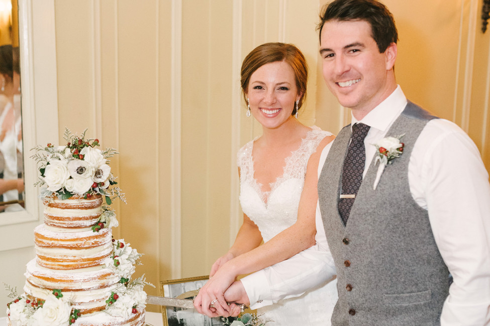Real Hot Springs Wedding: Molly Gardner of Little Rock & Clay Parker