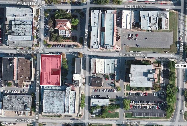 Fayetteville Chamber Buys Bradberry Building for $2.4M