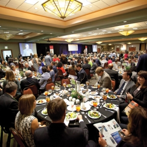 Slideshow: 40 Under 40 Honorees Recognized At Luncheon