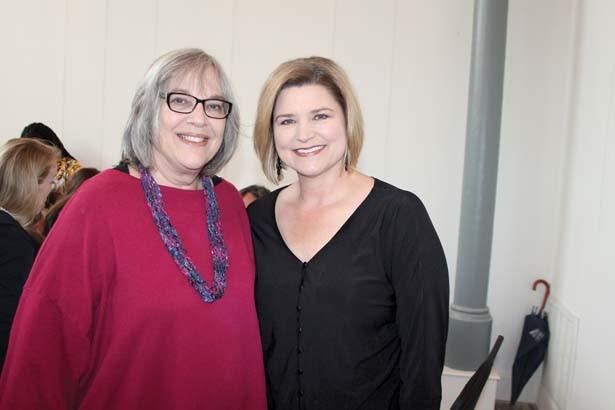 Becky Falkowski, Libby Lloyd
