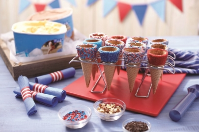 4 Patriotric (& Easy) Treats for the Fourth of July