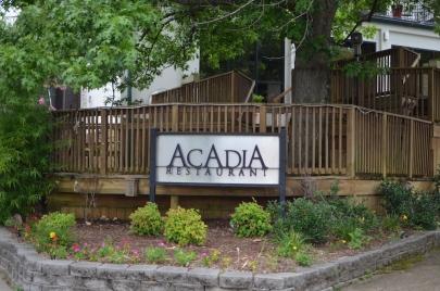 Acadia Restaurant to Close