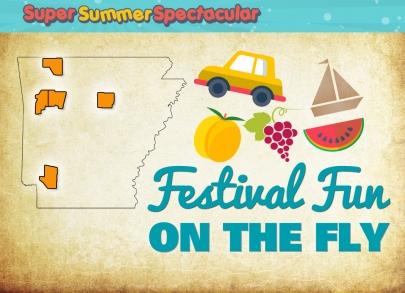 Explore These 5 Fun Arkansas Festivals