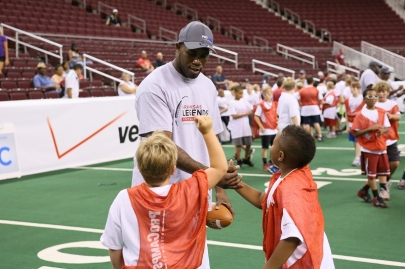 Enter for a Chance to Attend Arkansas Legends ProCamp