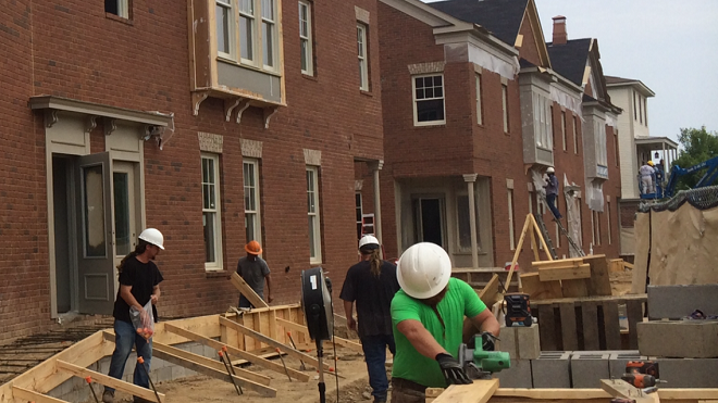 New Construction Boosts Conway on Business Index