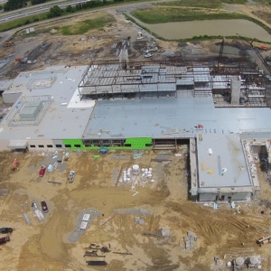 Baptist Health Marks Progess of Future Conway Hospital