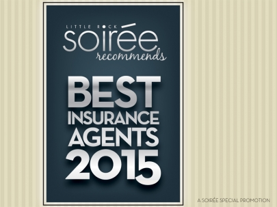 Little Rock Soirée Presents The 2015 Best Insurance Agents in Little Rock