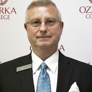 Ozarka College Names New Provost