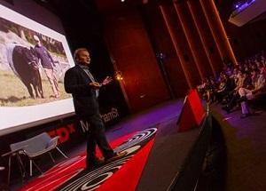 P. Allen Smith Talks Food Diversity at Little Rock's TEDx