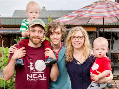 The Root Cafe's Sundell Family Dish on Food, Family and Forging Relationships
