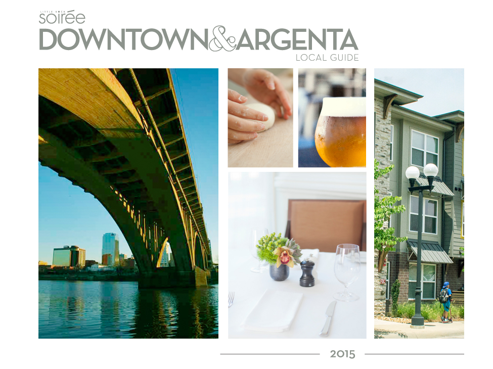 2015 Soiree Downtown Little Rock & Argenta Cover Blog Version