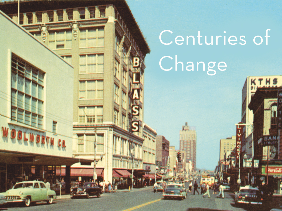 Centuries Of Change: The History Of Downtown Little Rock U0026 North Little  Rocku0027s Argenta