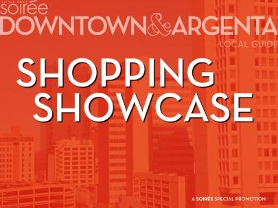 Downtown Little Rock & Argenta 2015 Shopping Showcase
