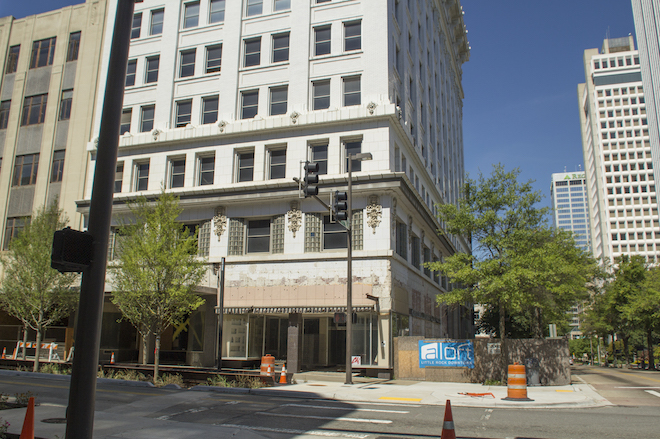 Apartments May Replace Plans for Aloft Hotel in Little Rock