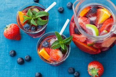 Taste of Tuesday: The 5 Party-Perfect Sangria Recipes You Need Right Now