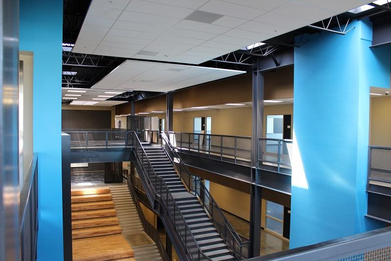 76 Interior Design Schools Little Rock Ar New Middle Schools Sketch Depicts Atrium In New