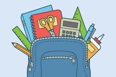 Donate to a School Supplies Drive that Benefits Local Kids