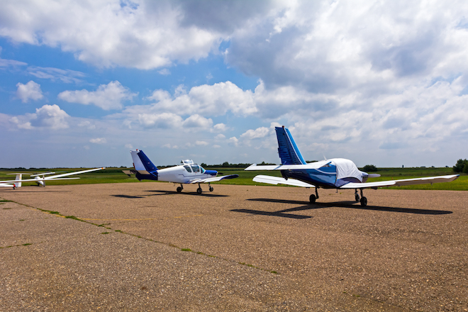 Fly Arkansas Leases Former Hawker Facility