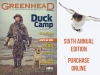 The 2016 Edition of Greenhead: The Arkansas Duck Hunting magazine is on Newsstands Now