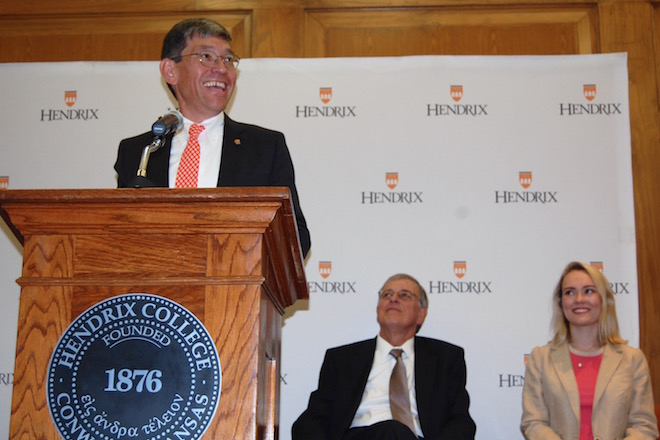 Hendrix College Gets Its Biggest Donation, $26M from Mary Ann Dawkins