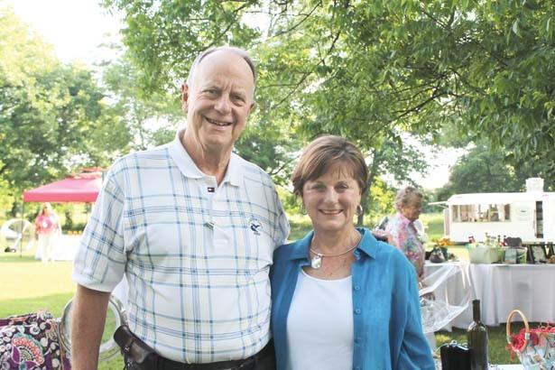 Mark and Kathy Williamson