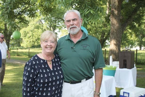 Dr. Paula and Rex Morris