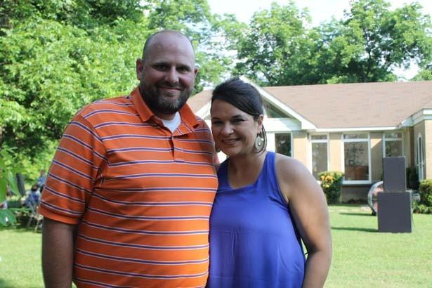 Jeff and Amanda Robinson