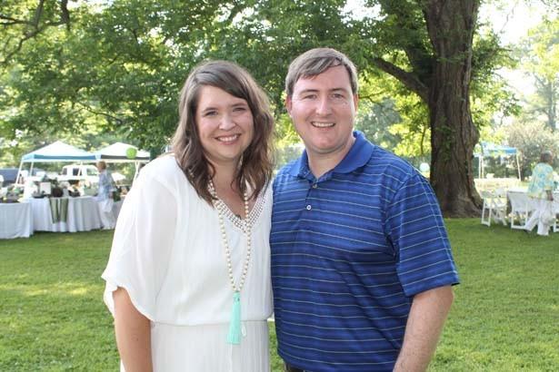 Bethany and David Johnson