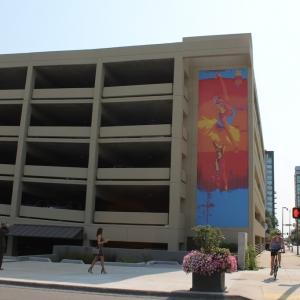 Creative Corridor Unveils Winning Artwork on Main Street