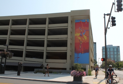 Creative Corridor Unveils Winning Artwork on Main Street