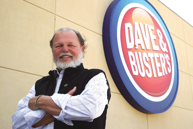 Little Rock's Original Fern Bar: How Buster's Birthed Dave & Buster's