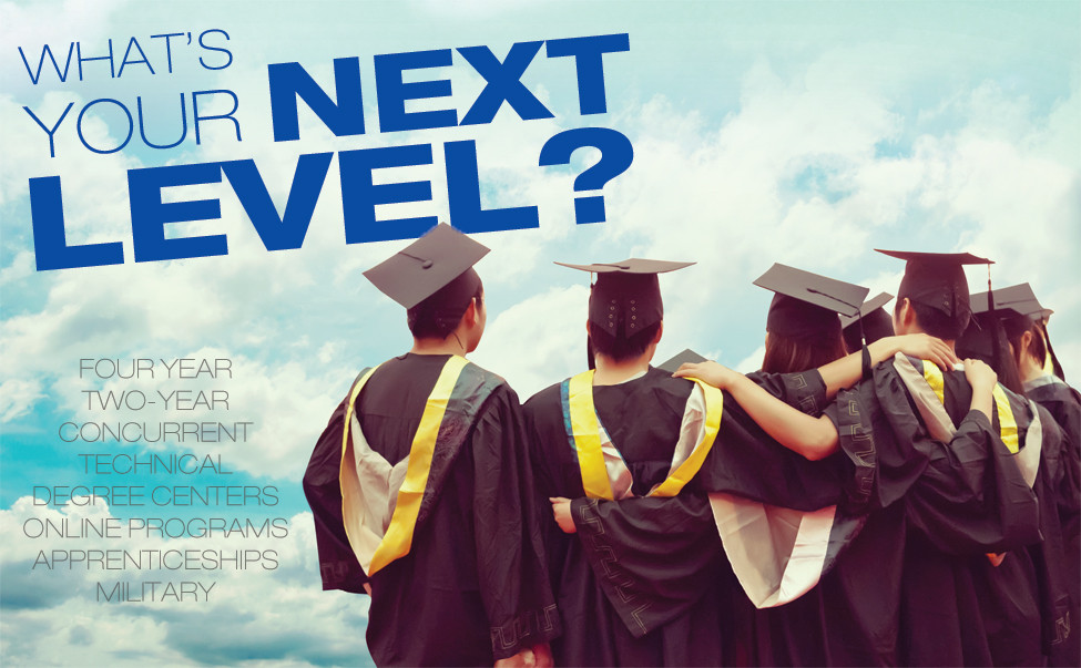 What's Your Next Level? 8 Different Directions To Take After High School