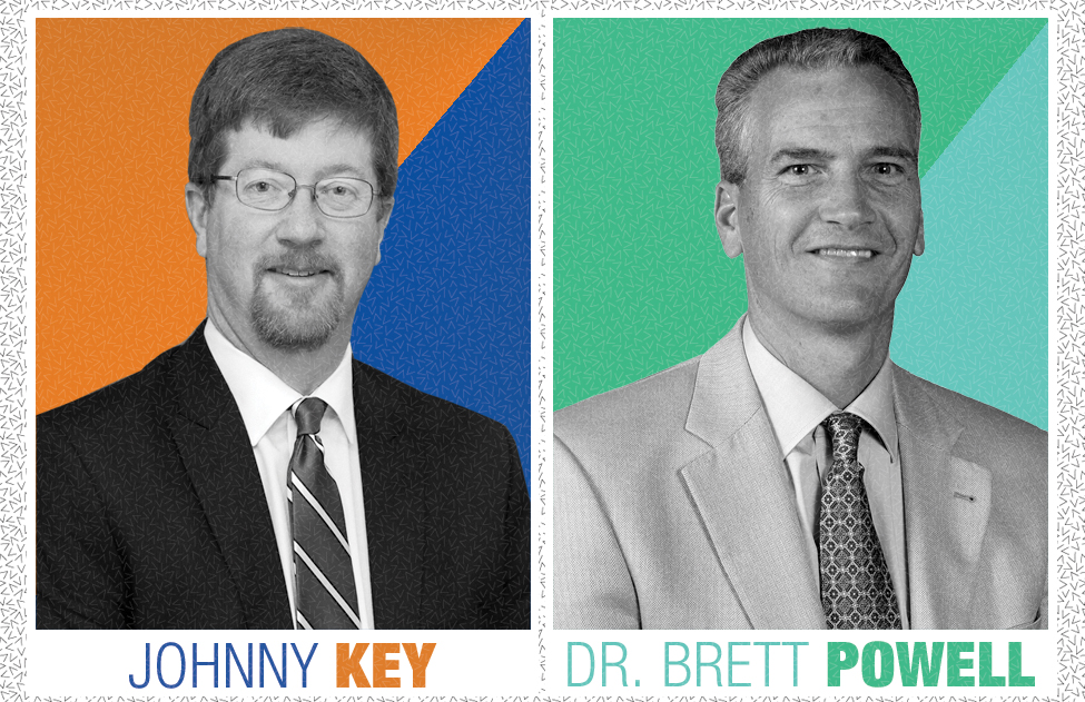 Throwback: Arkansas Education Leaders Johnny Key & Dr. Brett Powell