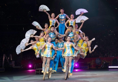 5 Events for Weekend Fun: Ringling Bros. and Barnum & Bailey Circus, Marshmallow Roast & More