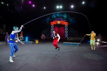 Ringling Bros. and Barnum & Bailey Circus Returns to Verizon Arena for the Holidays