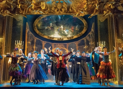 Celebrity Attractions Announces Phantom of the Opera, Plus Annie and Ragtime