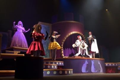 Sneak Peek: Behind the Scenes of Puss in Boots at the Arkansas Arts Center Children's Theatre
